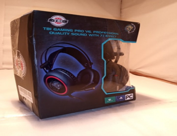 Search Results Web results  TBI Gaming Pro V6 Over Ear Headphones with Mic