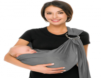 Cuby Breathable Baby Carrier Mesh Fabric