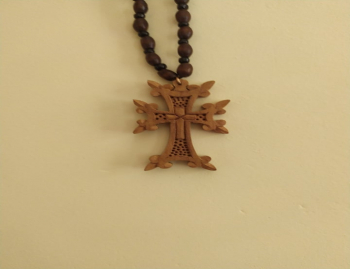 chain with a cross