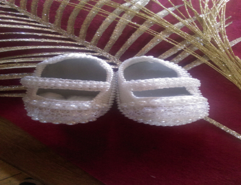 Handmade baby shoes,unique,and just for your baby