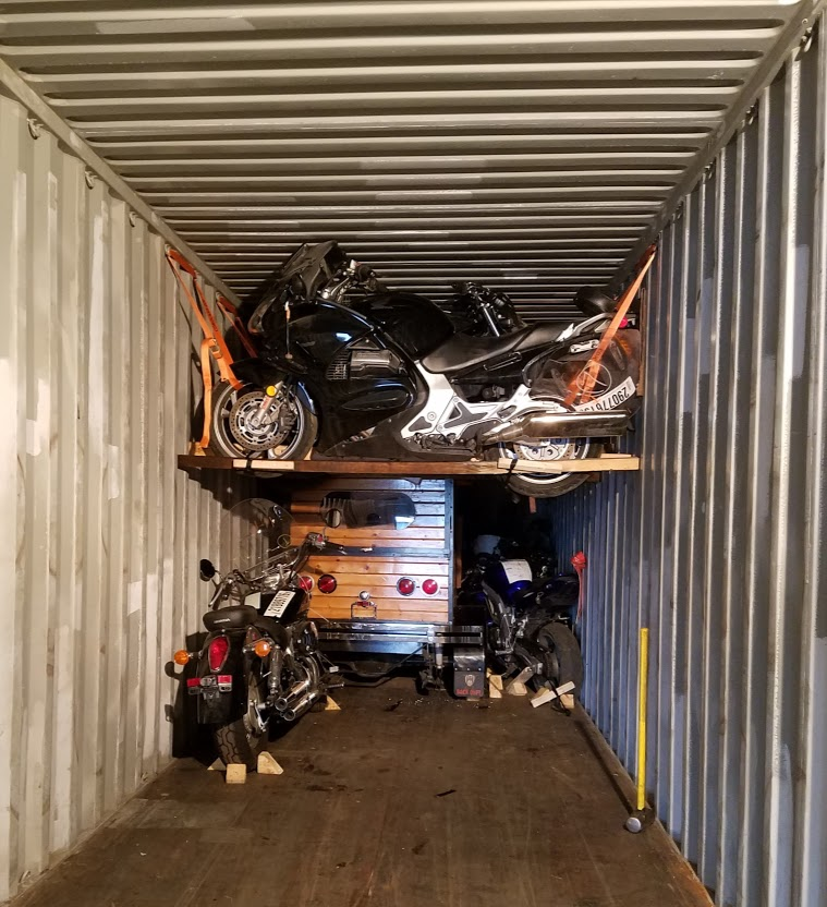CONTAINER DRAYAGE AND LOADING